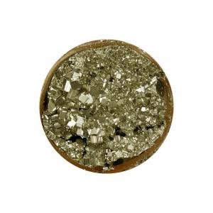 Sphère en Pyrite (Pérou)