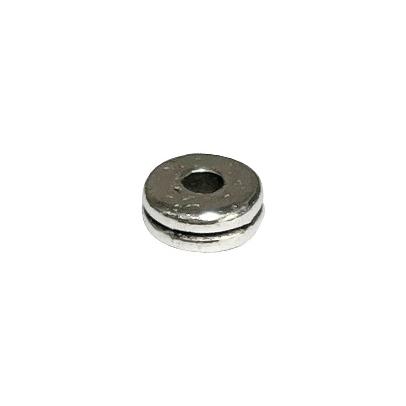 Intercalaire double disque - 6 mm