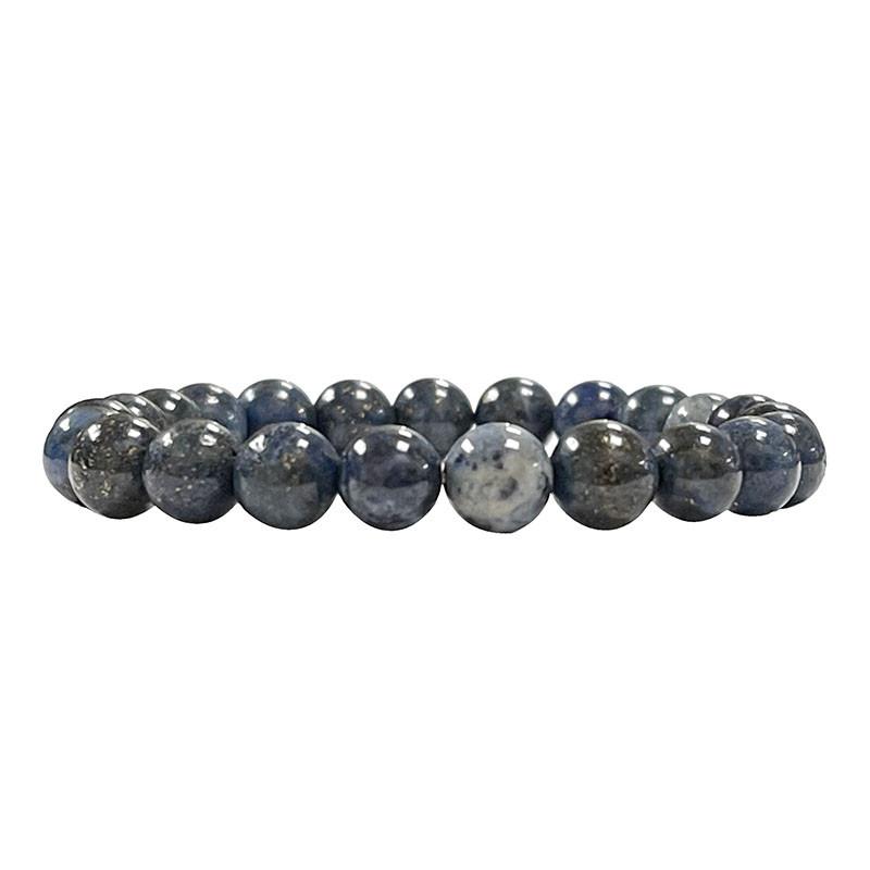 Bracelet Lapis Lazuli teinté - la pièce
