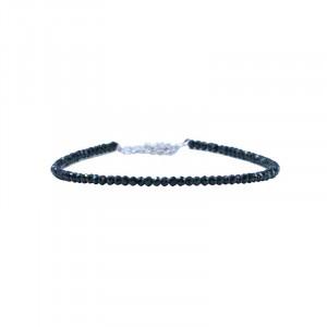 Bracelet spinelle facettée - la pièce