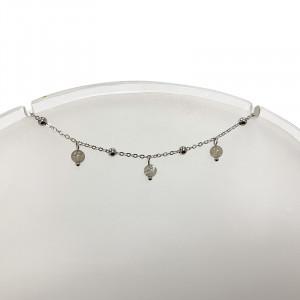 Bracelet cheville argent 0.925