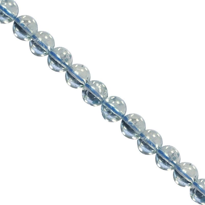 Bracelet - Topaze - 8 mm