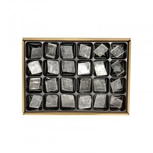 Calcite optique - Chine - les 25 ou 35 pièces
