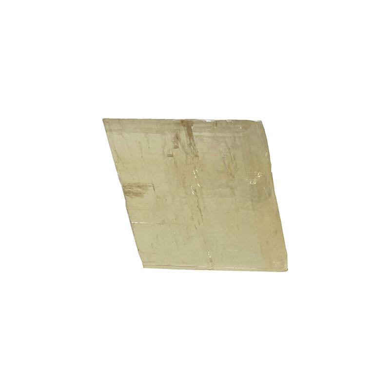 Calcite optique jaune - Chine - les 12 ou 24 pièces