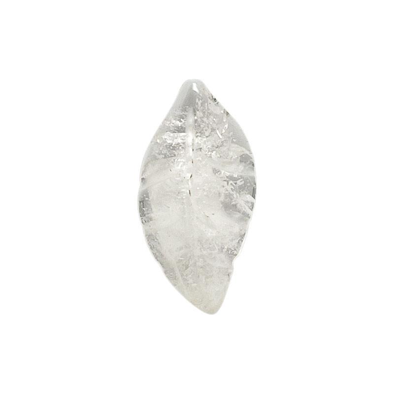 Feuille en Cristal de roche - la pièce