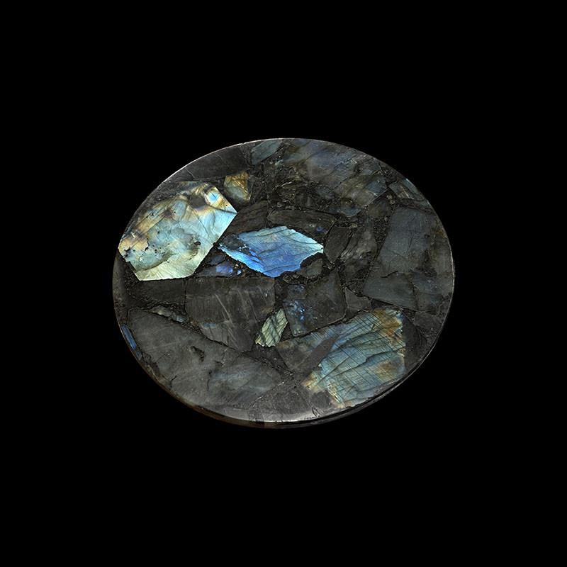 Labradorite plateau - La pièce