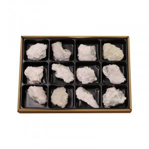 Manganocalcite - le carton - Bulgarie