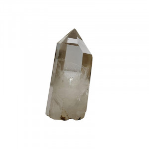 Pointe Cristal de roche - 7 à 20 cm