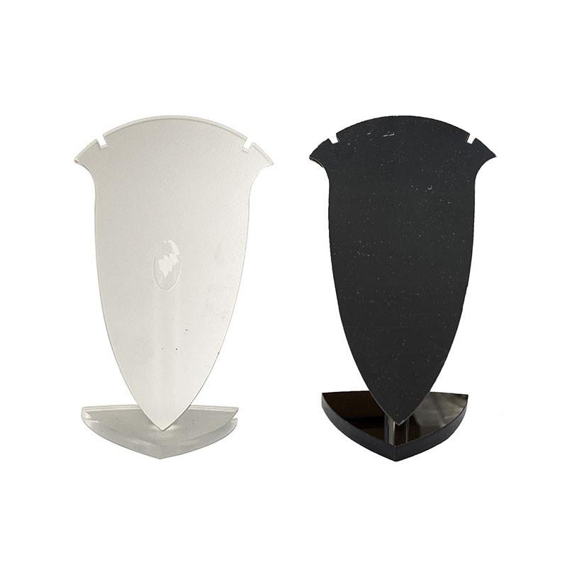 Présentoir pendentif noir ou blanc