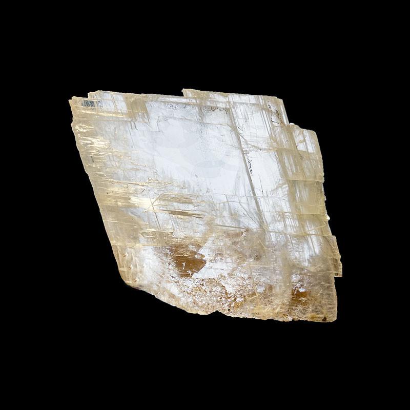 Sélénite gypse transparent - Grèce - la pièce