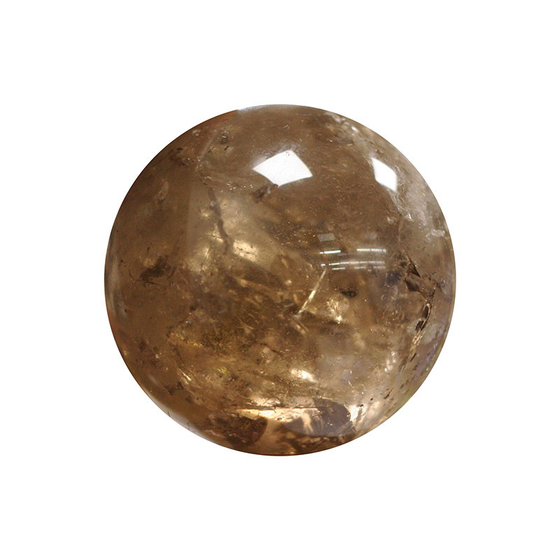 Sphère Quartz fumé - Brésil
