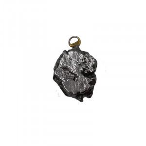 Pendentif météorite d'Argentine (La pièce)