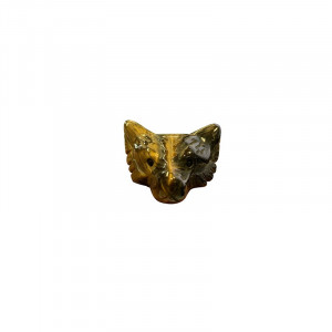 Tête de loup perçage transversal